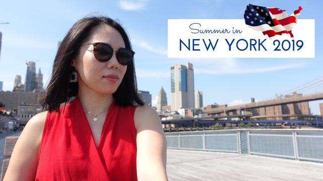 Summer in New York 2019