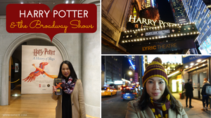 Harry Potter & the Broadway Shows