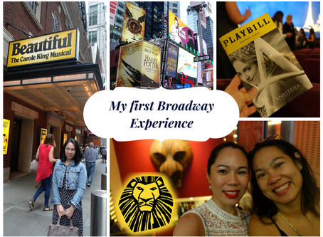 Video | First Broadway Experience