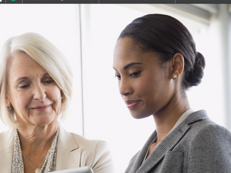 """4 cosas que todas las mentoras y sus """"mentees"""" deben saber"""