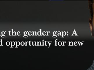 Cerrar la brecha de género: una oportunidad perdida para los nuevos CEOs