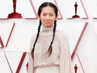 Chloé Zhao ha hecho historia en los Oscar