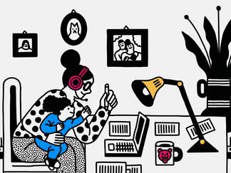 5 formas en que la pandemia podría beneficiar a las madres trabajadoras a largo plazo