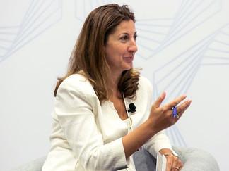Una campeona para las mujeres en el Medio Oriente se une a el World Economic Forum's Young Global Le