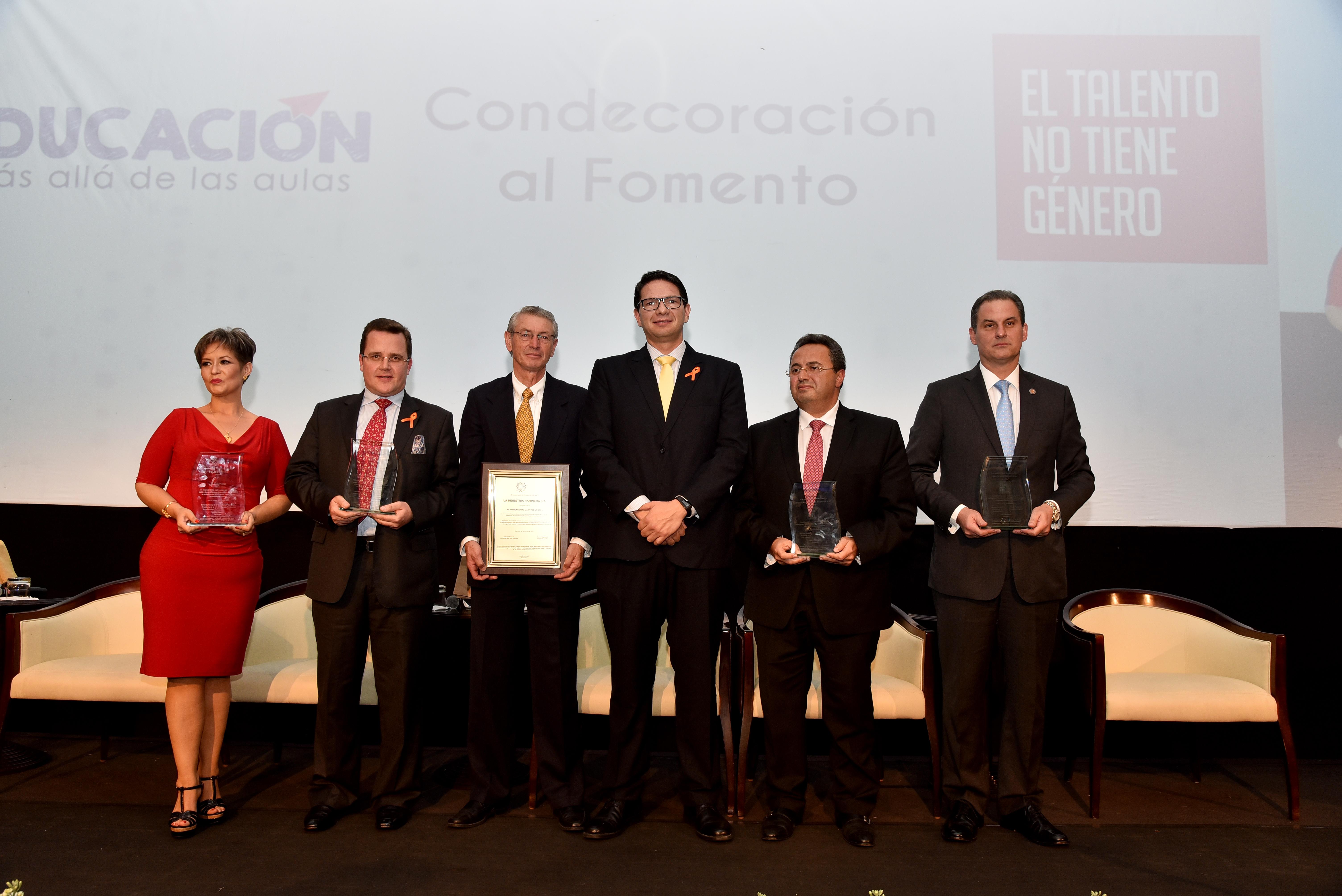 Premiación CIP