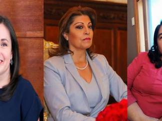 """""""Mujeres siguen relegadas a papeles secundarios en la política ecuatoriana"""""""