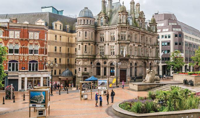 Birmingham Kent Street UK