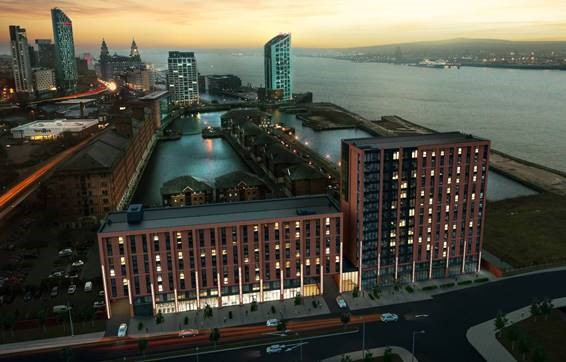Quay Central Liverpool UK