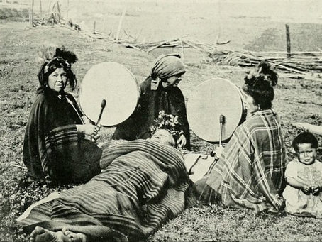Drumming Medicine Women