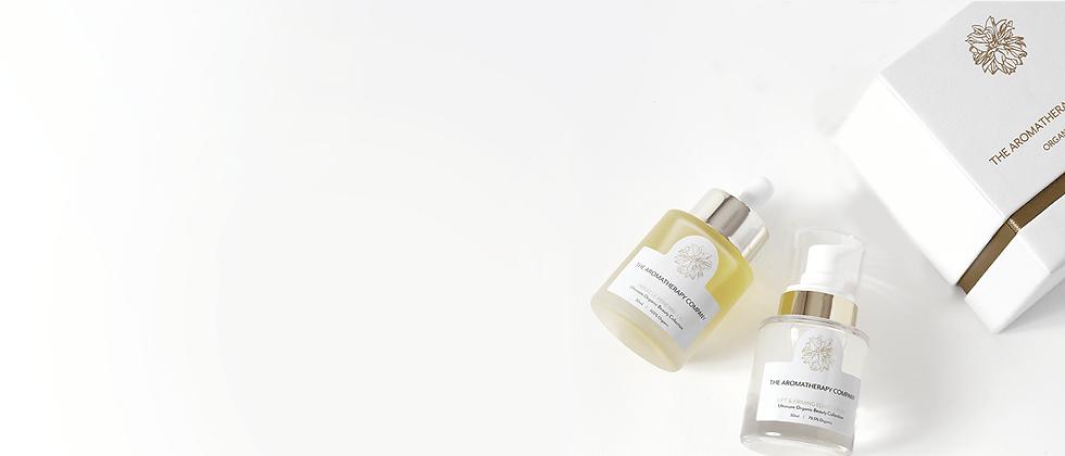 Organic skincare cosme