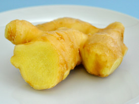 ジンジャー:Ginger (Zingiber officinalis)
