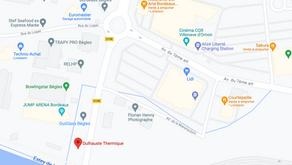 Comment trouver nos locaux ?