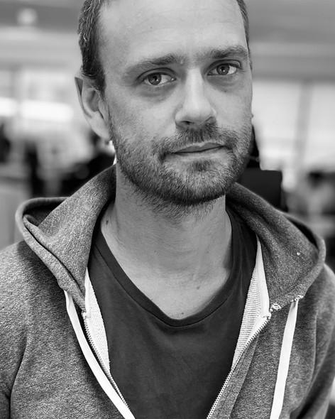 Jerome Huffer — Paris Match