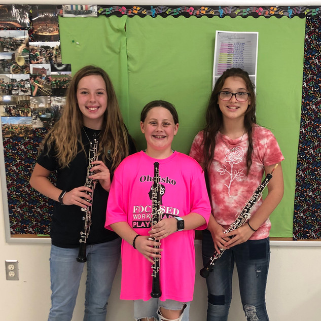 September Section of the Month Woodwinds