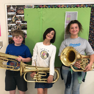 September Section of the Month Baritones
