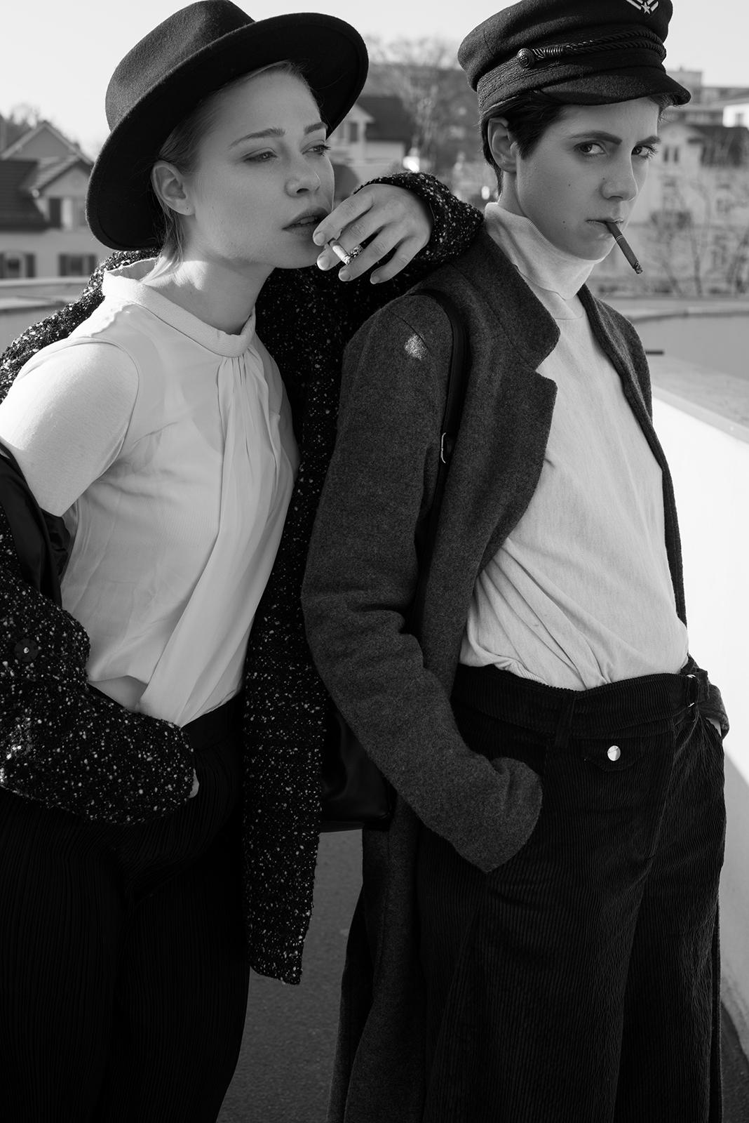 Liza und Franzi