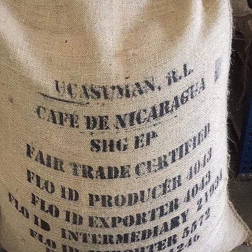 Raw Green Nicaraguan Esteli