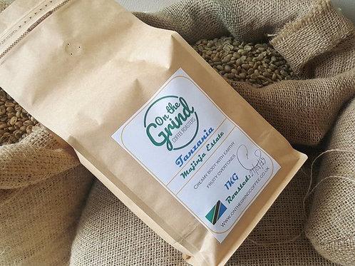 Raw Green Tanzania Majinja