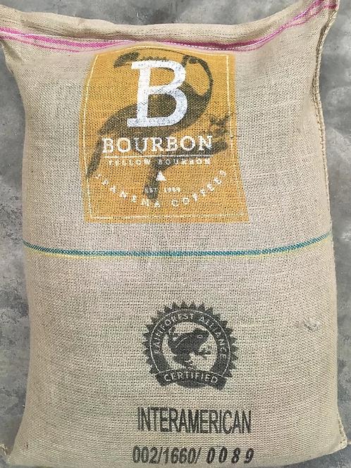 Raw Green Brazil Ipanema Yellow Bourbon