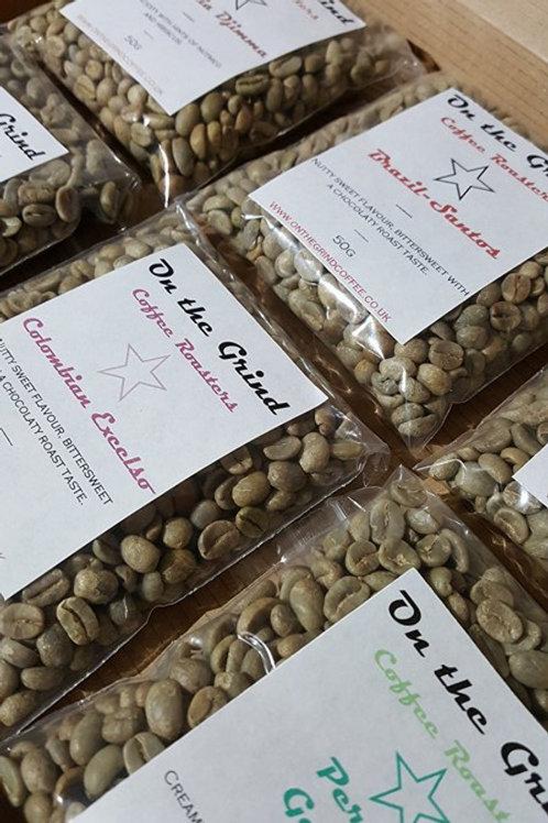 Raw Green Coffee Pick n Mix