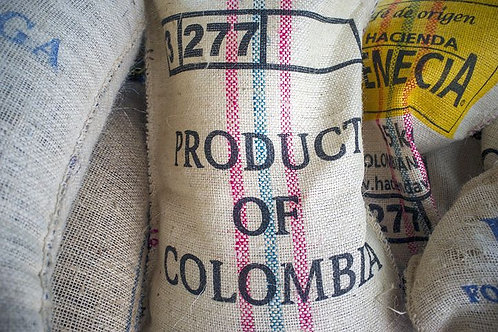 Raw Green Colombian Antioquia