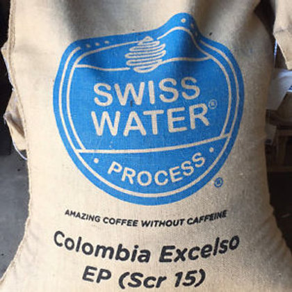 Colombian Excelso Swiss Water Decaf