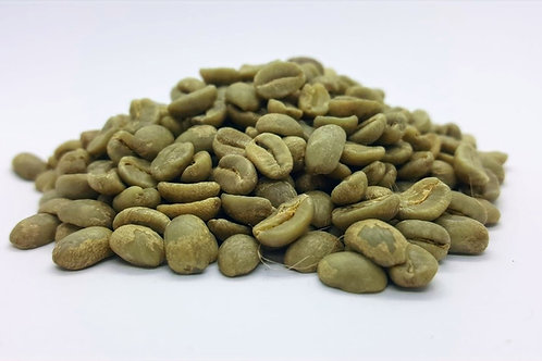 Raw Green Colombian Excelso RFA