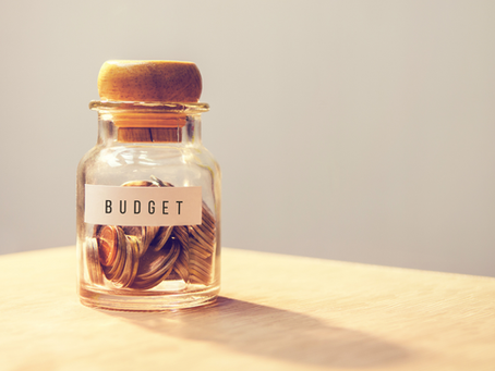 Building a Budget - The 50 30 20 Rule
