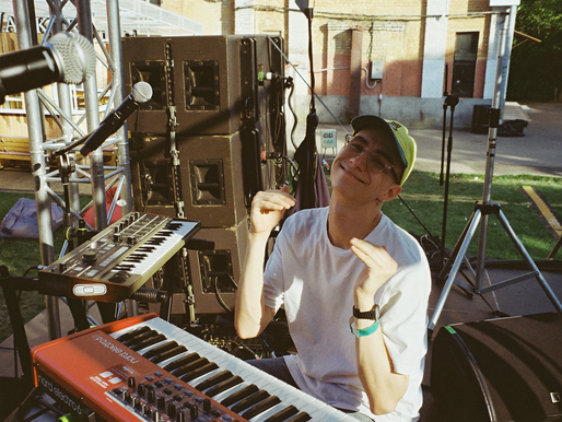 Lucas Bird- Bringing back cassettes