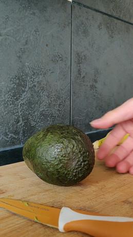 Avocado Surprise TikTok