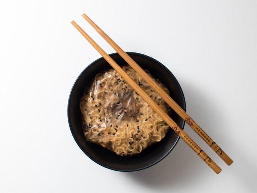 Ramen soup for the planet