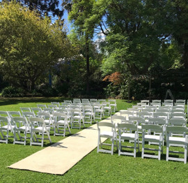 Ceremony chair hire