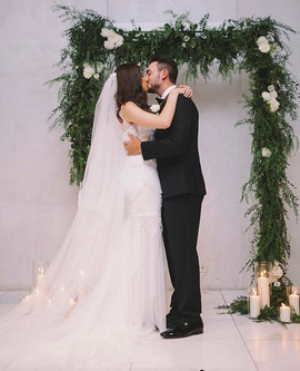 Wedding styling melbo