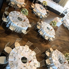 Reception styling Melbourne