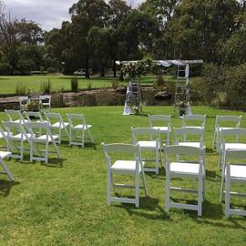Ceremony hire Melbourne
