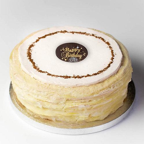 HONG KONG MILK TEA CREPE CAKE