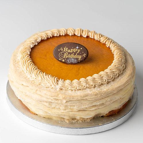 EARL GREY CREPE CAKE