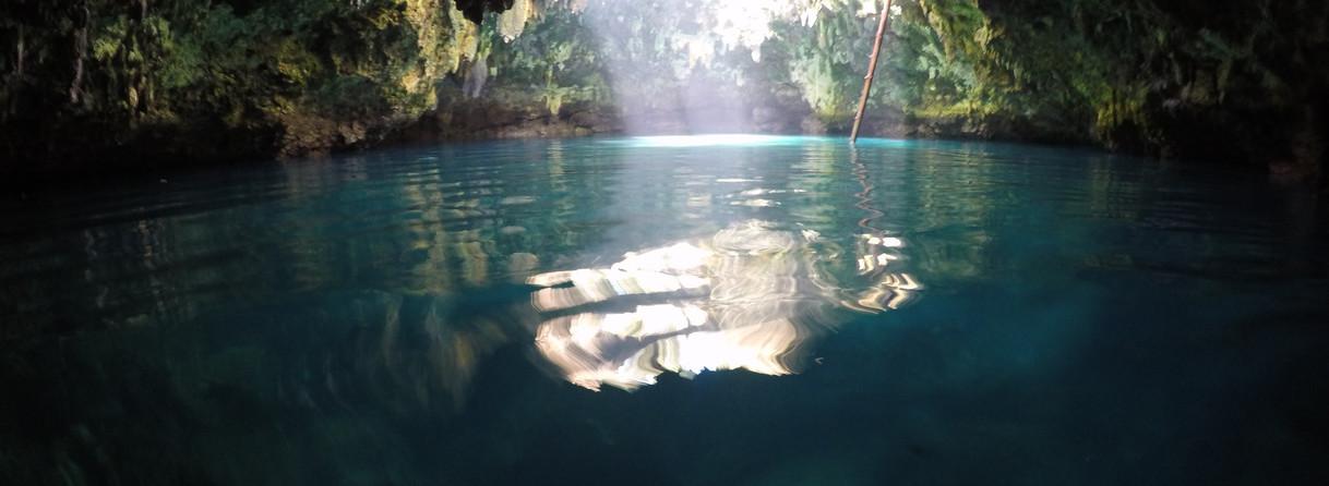 La grotte de Cabagnow