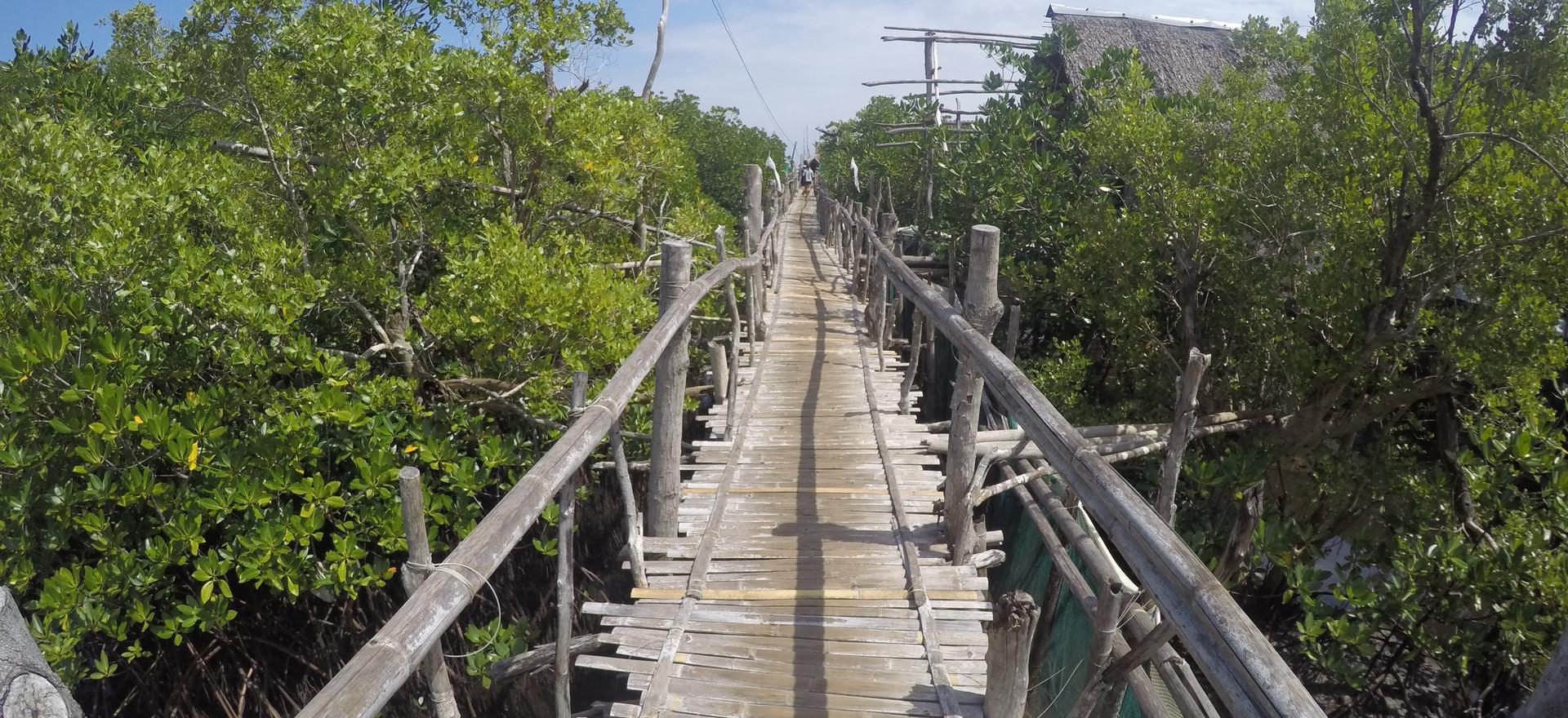 Lamanok Island