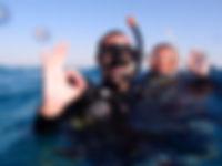 L'instructeur Anda Scuba Diving