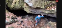 洞窟の紹介