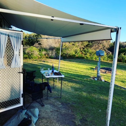 Enjoy many camping or glamping trips with family, friends or solo living on your own terms & fre