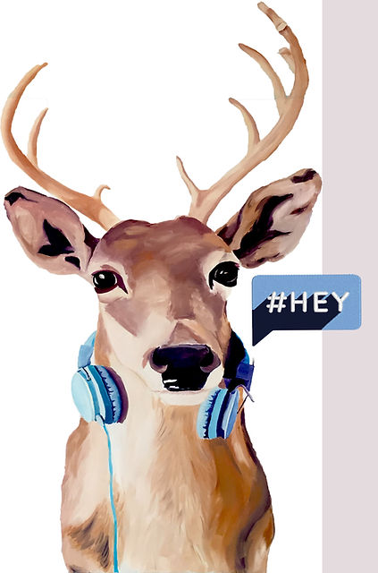 deer with hey.jpg