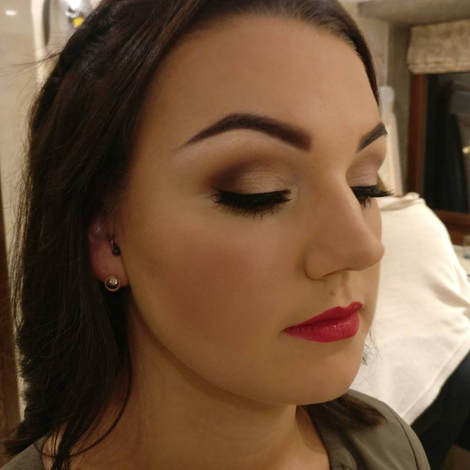 fashion show makeup