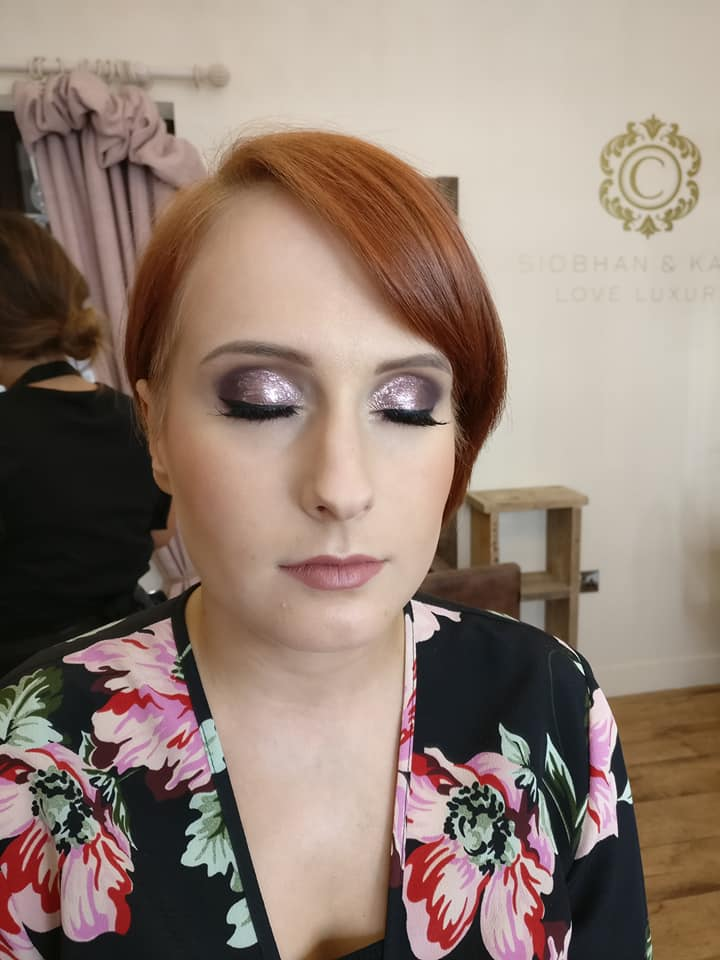 birthday makeup