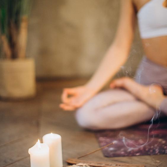 Wekelijkse meditatiegroep 2022