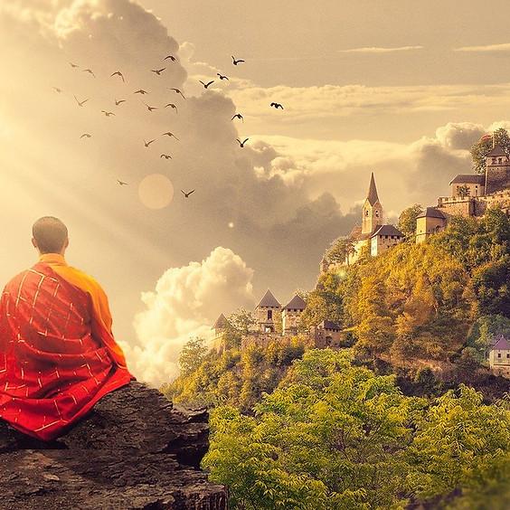 Meditatiecirkel (online - gratis)