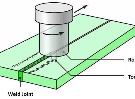 【技術電子報】摩擦攪拌焊接 friction stir welding