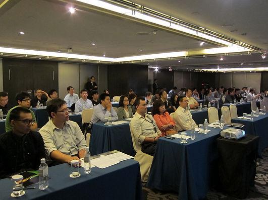 2012年FLOW-3D 台灣使用者大會花絮