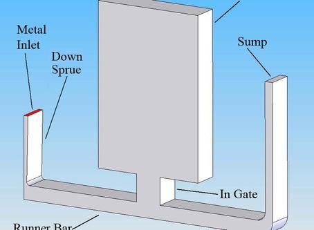 【技術電子報】應用福祿數(Froude Number)判斷依據於鑄造充型過程中的質量評估